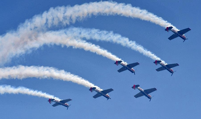 In pics: Zhengzhou Air Show 2018 kicks off