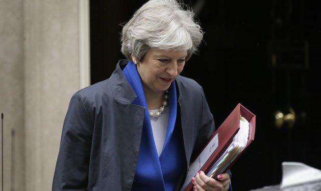 Theresa May to face PM's Questions at House of Commons