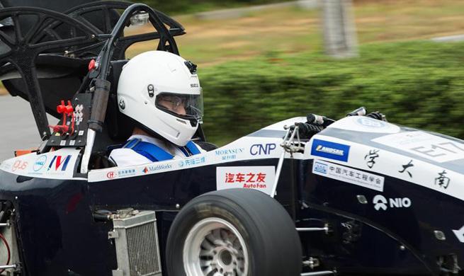 Youth story: development of FSAE racing team in C China's Hubei
