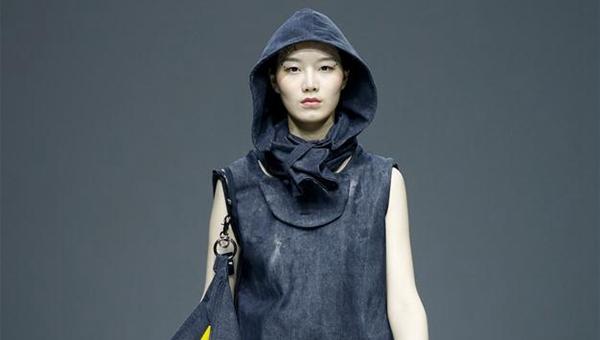 Creations presented in China Graduate Fashion Week