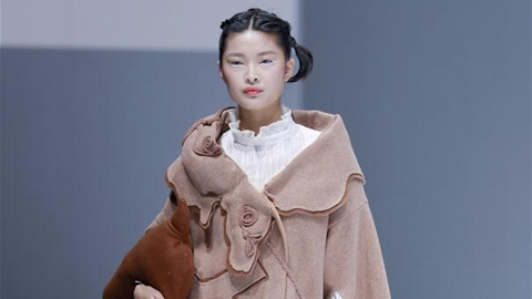 In pics: China Graduate Fashion Week in Beijing