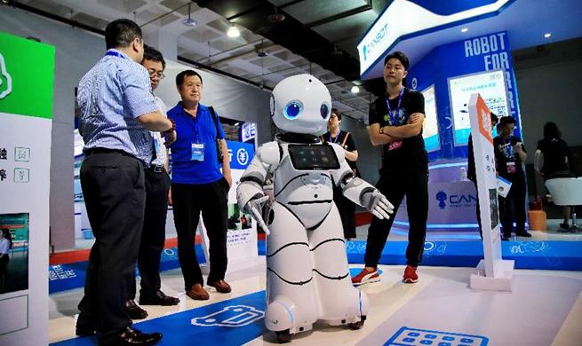 High-tech expo begins in Beijing