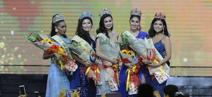 Miss Earth Philippines 2018 coronation night held in Pasay City