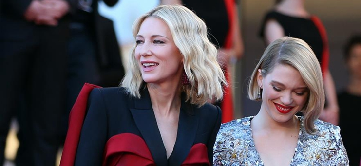 Highlights of closing ceremony for 71st annual Cannes Film Festival