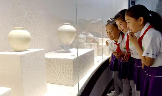 International Museum Day marked across China