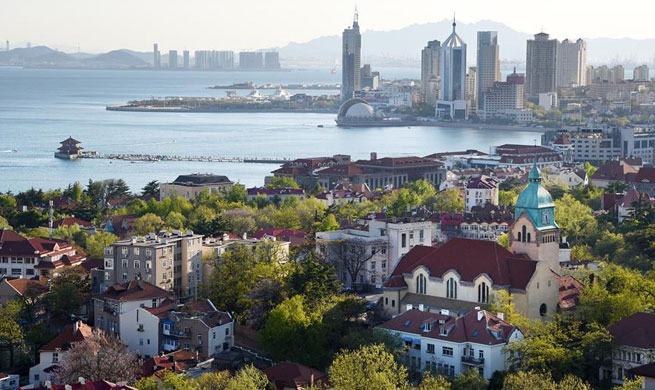In pics: Qingdao, host city of 18th summit of SCO