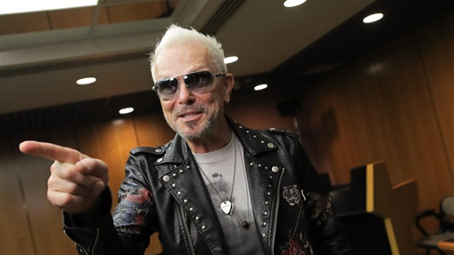 German rock band Scorpions to perform in Athens in July