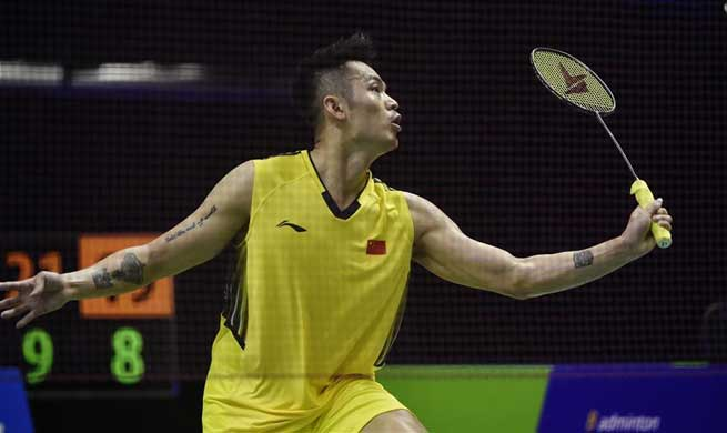 China beat India 5-0 to enter Thomas Cup knockout phase