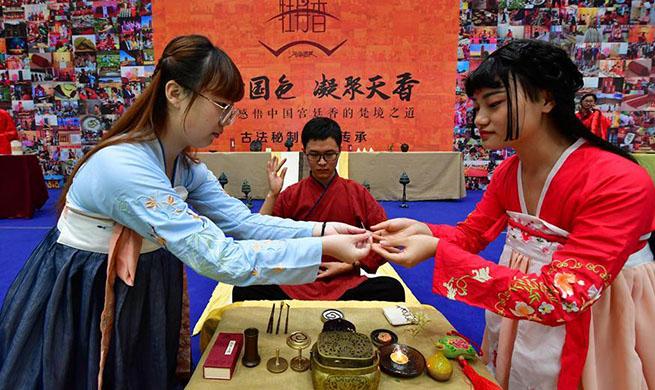 6th China Characteristic Commodity Expo Fair held in Sanmenxia, C China