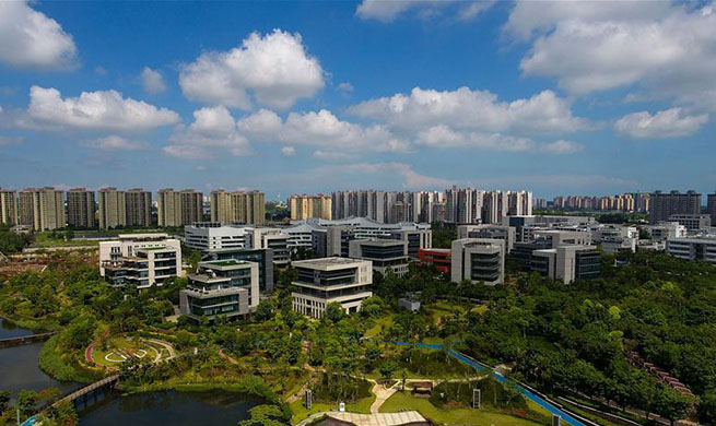 In pics: Hainan Resort Software Community in south China