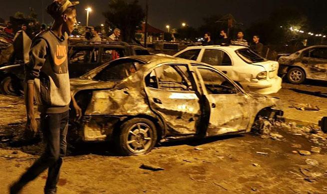 Car bomb kills 6 in Libya's Benghazi