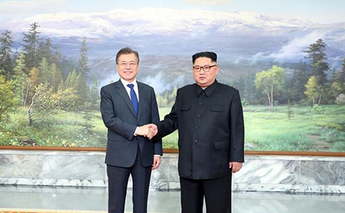 Moon, Kim discuss inter-Korea ties, DPRK-U.S. summit in Panmunjom