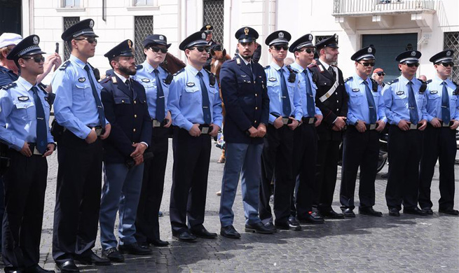 Third year of law enforcement cooperation between China, Italy starts in Rome