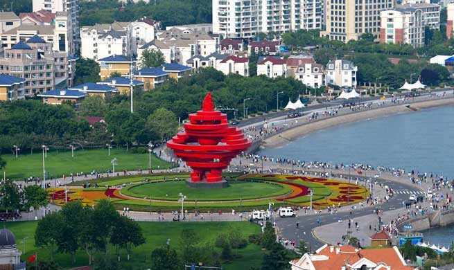 Charming Qingdao, anticipated SCO Summit