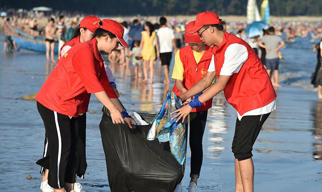 World Oceans Day marked in China