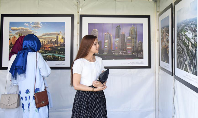 Photo exhibition in Istanbul highlights achievements in Shanghai's reform, opening up