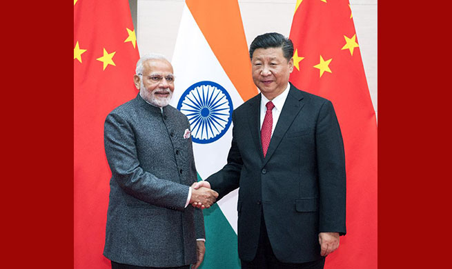 China, India to promote bilateral ties from new starting point