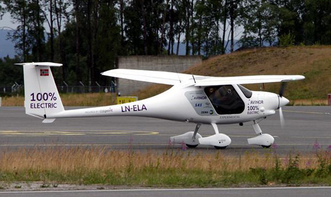Norway's first electric aircraft takes to the skies