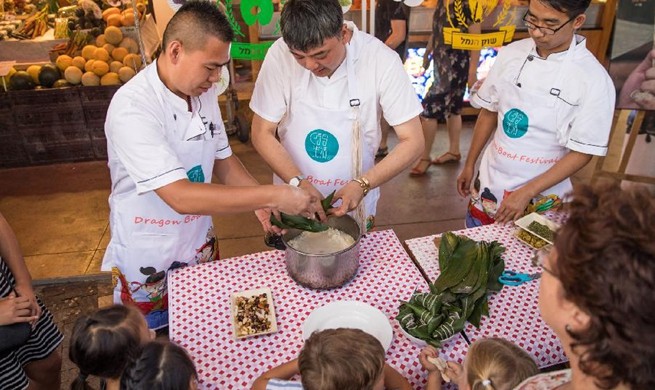 Chinese Food Festival held in Tel Aviv