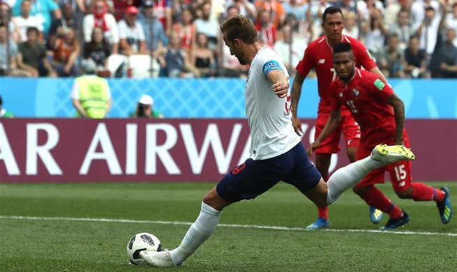 England thrash Panama with 6-1 in World Cup Group G match