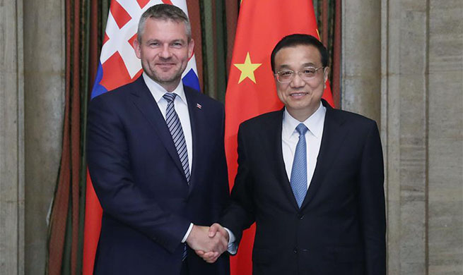 China, Slovakia agree to enhance cooperation on regional interconnectivity