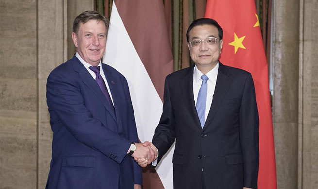 China, Latvia to boost cooperation in scientific, technological innovation