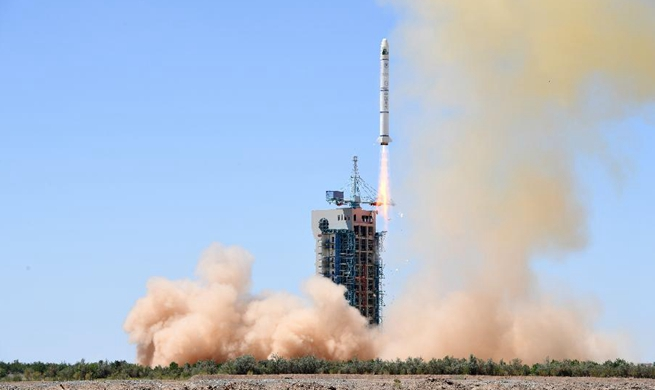 China Focus: China launches two satellites for Pakistan