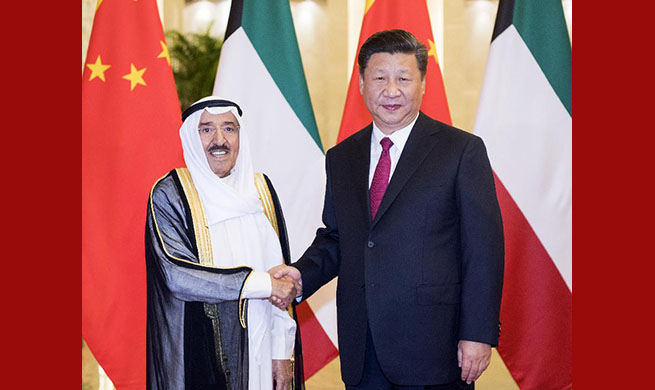 China, Kuwait agree to establish strategic partnership