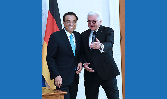 Premier Li urges China, Germany to jointly maximize common interests