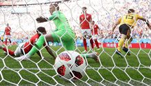 Hazard leads Belgium to third place with 2-0 win over England