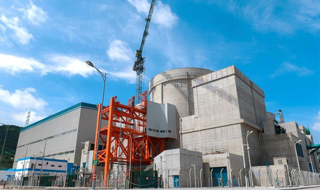 Fifth unit of Yangjiang nuclear power plant ready for commercial operation