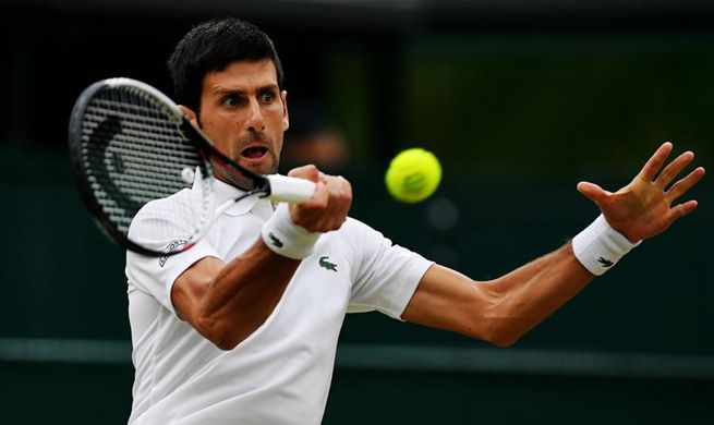 Djokovic defeats Nadal to reach Wimbledon final