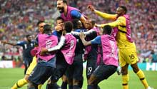 France defeats Croatia, claims title of 2018 World Cup