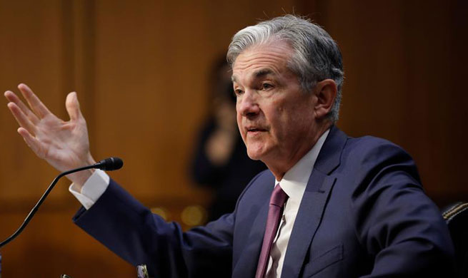 "Fed chairman says gradual rate hikes best path ""for now"""