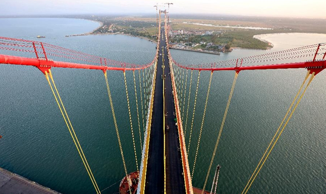 In pics: China-Africa cooperation projects