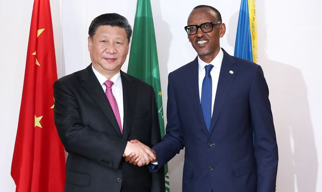 China, Rwanda vow to write new chapter in bilateral ties