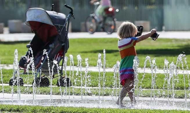Soaring temperatures across Europe likely to break record