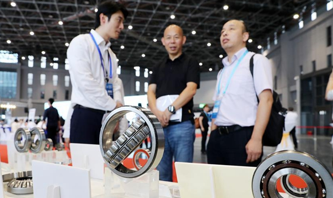 Matchmaking Meeting for 2018 China Int'l Import Expo held in Shanghai