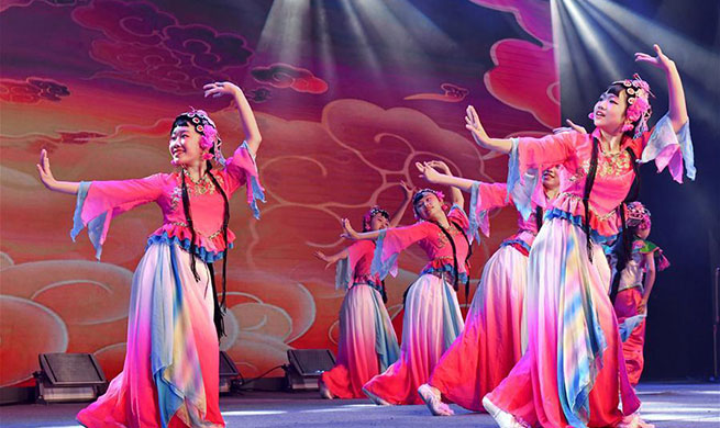 6th Cross-Strait Youth Festival held in Fuzhou, SE China's Fujian