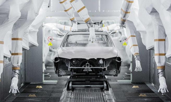 China's Shenyang develops robots, intelligence industry