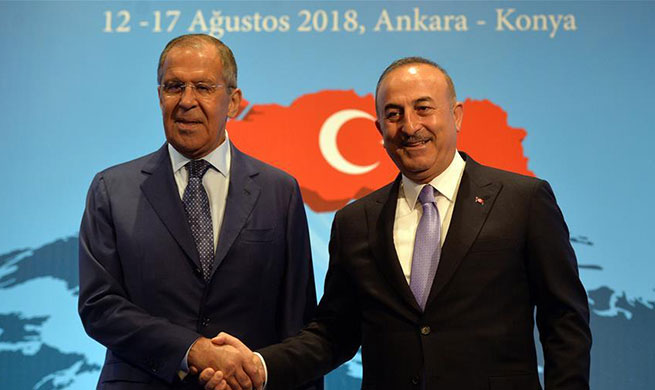 Turkey, Russia vow to enhance strategic partnership
