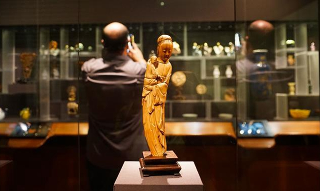 "Exhibition ""Children to Immortals: Figural Representations in Chinese Art"" held in New York"