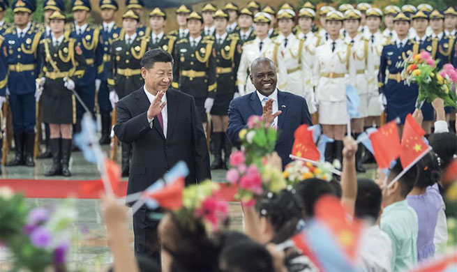 China, Botswana agree to raise ties to new level