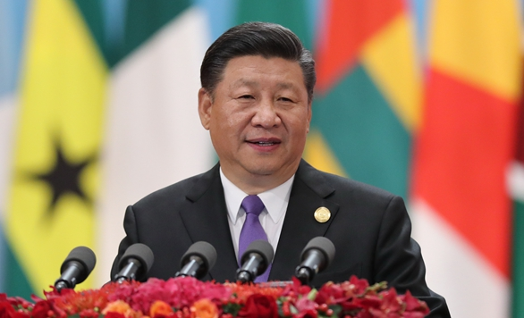 Xi says China to implement eight major initiatives with African countries
