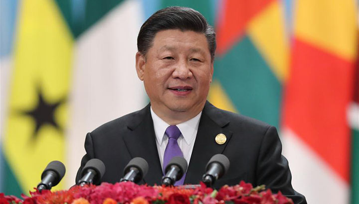 President Xi Jinping addresses opening ceremony of FOCAC summit