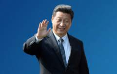 President Xi attends 4th Eastern Economic Forum in Russia