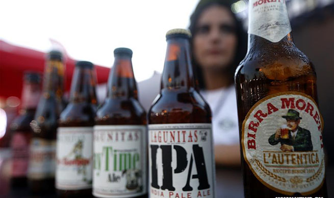 Beirut International Beer Event held in Lebanon