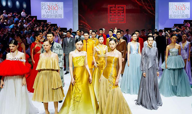 Highlights of 2018 Beijing Fashion Week