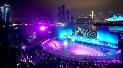 2018 China (Chongqing) Int'l Fashion Week kicks off
