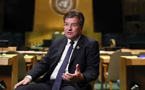 Outgoing UNGA chief underscores world trends in closing speech